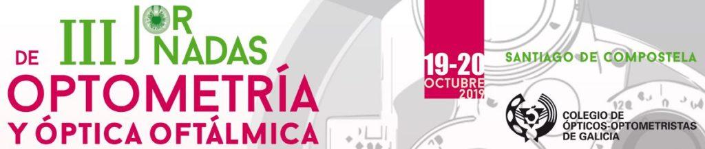 III Jornadas Optometría Galicia