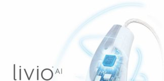 Audífono Livio incorpora inteligencia artificial