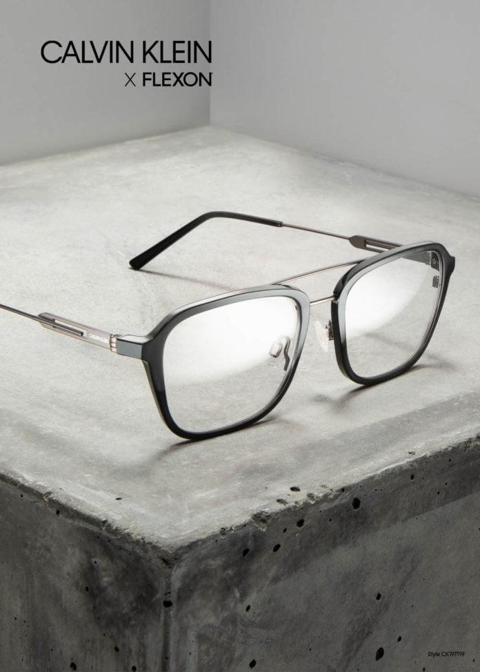 Calvin Klein Flexon eyewear
