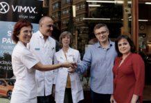 Entrega del octavo Volkswagen Polo de la promoción Vimax 2019 en Valladolid