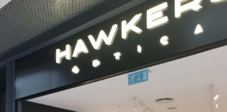 Hawkers Madrid