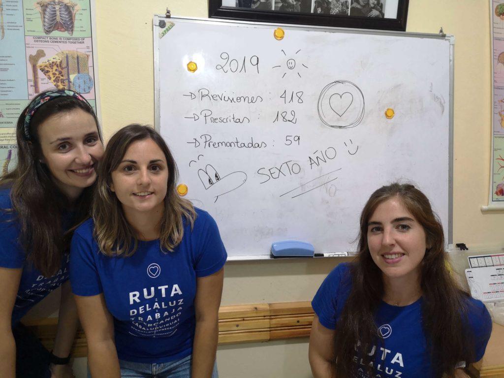 Acción solidaria Ruta de la Luz y Beltone