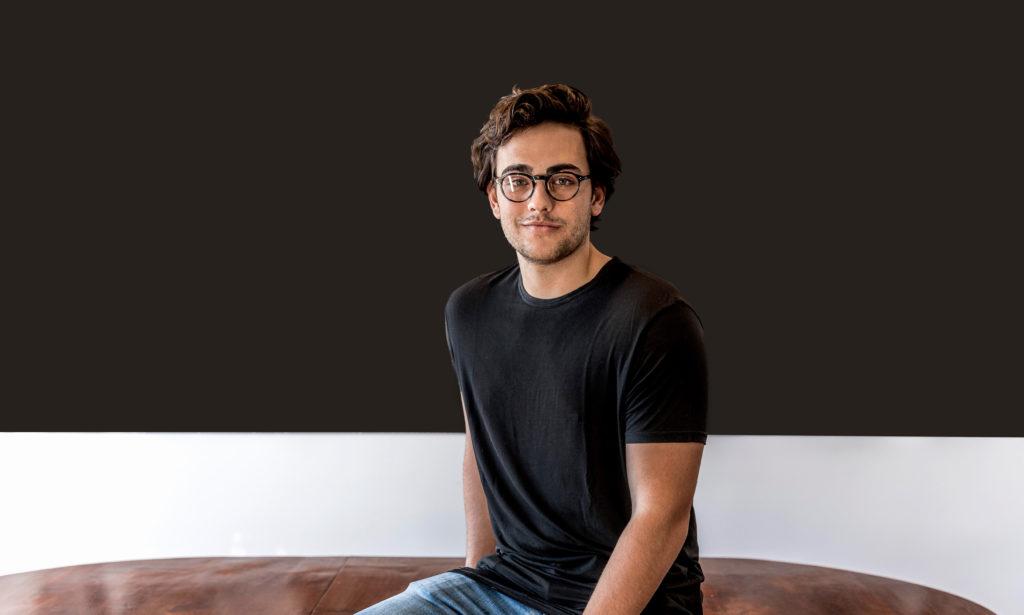 Oscar Valledor CEO y fundador de Project Lobster