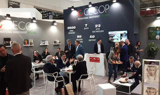Stand CECOP Mido