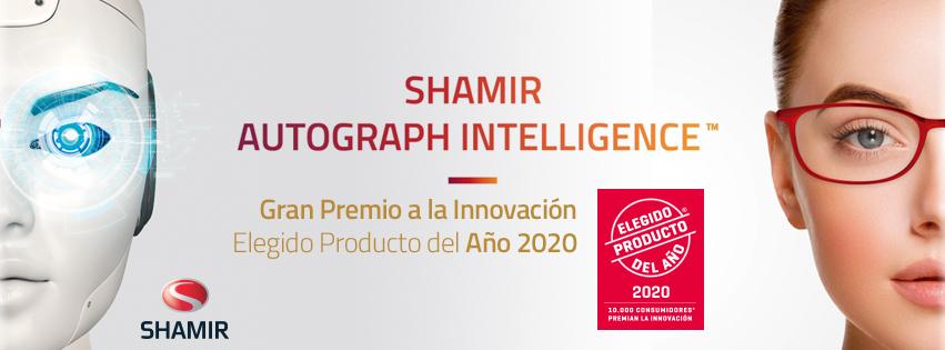 Shamir Autograph Intelligence producto del año