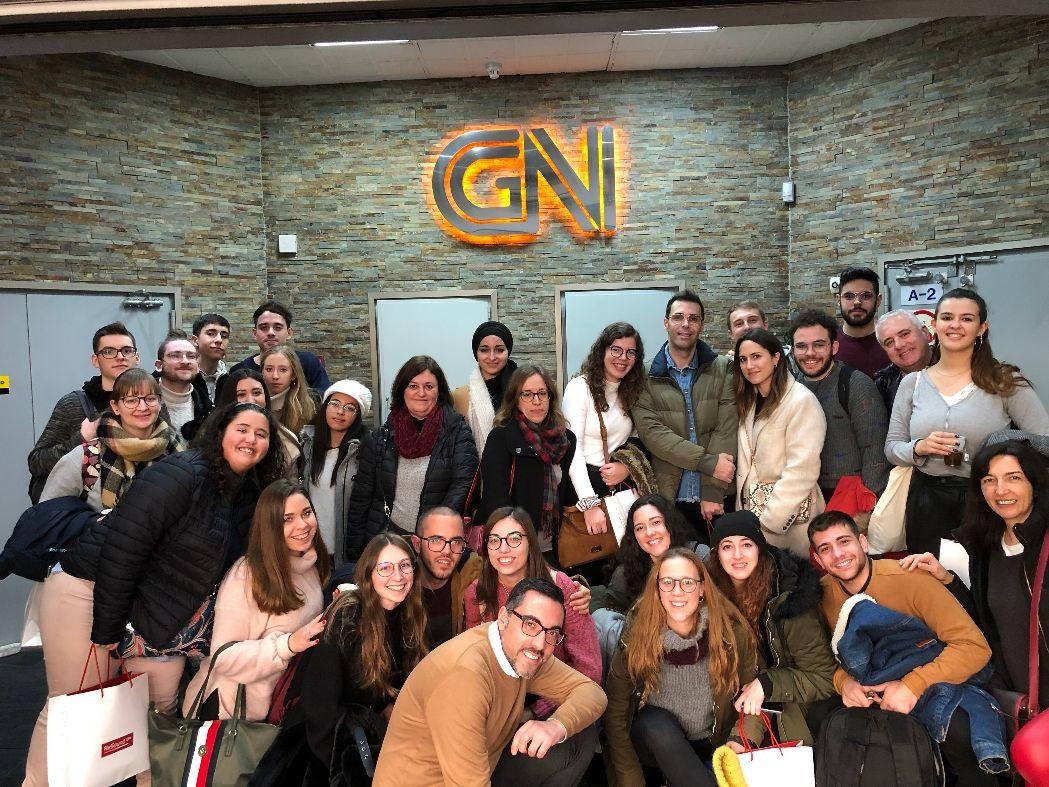 Uno de los principales objetivos del Grupo GN en 2020 es potenciar la colaboración que mantiene la compañía con las escuelas de Audioprótesis españolas.