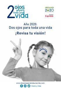 Cartel Campaña Vision 2020