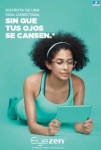 Imagen campaña eyezen