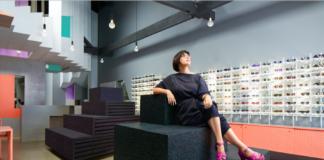 Gogosha Optique ganadora del Premio Optimum Retail de Vision Expo