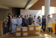 Ya son más de 10 mil las gafas de protección donadas por Essilor a la sanidad española