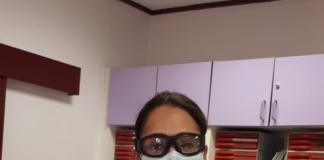gafas protección coronavirus