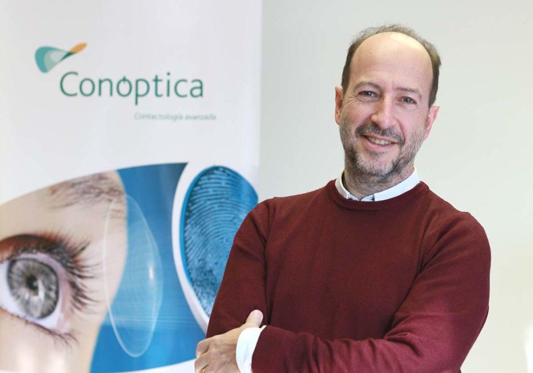 Enrique Rubio, director comercial de Conóptica