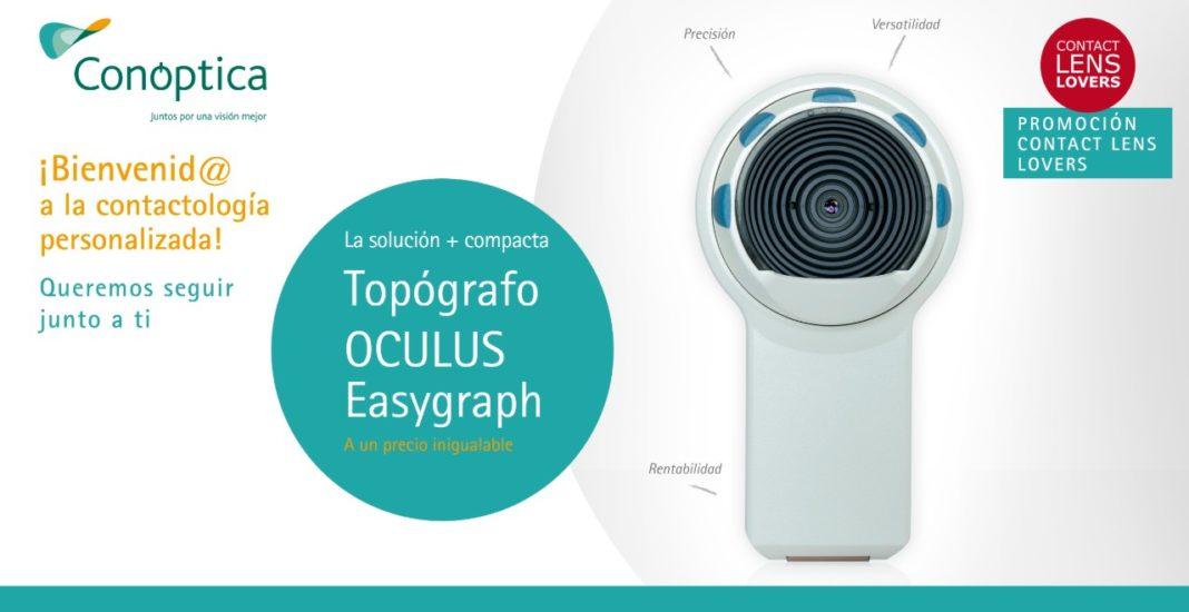 Topógrafo Oculus Easygraph