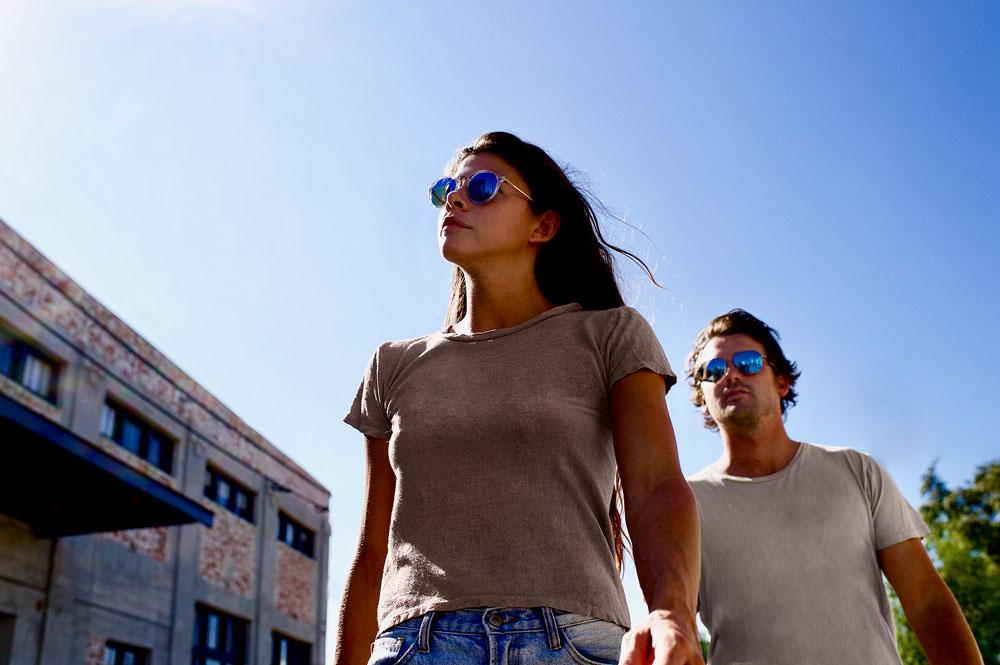 Revo gafas de sol con lentes polarizadas made in USA