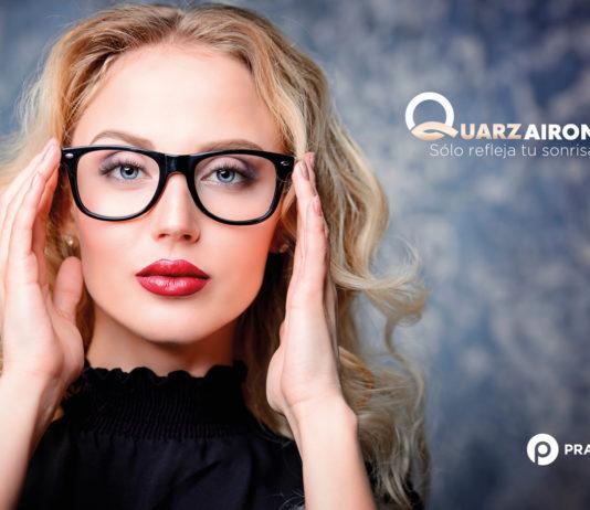 tratamiento antireflejante Quarz Airon