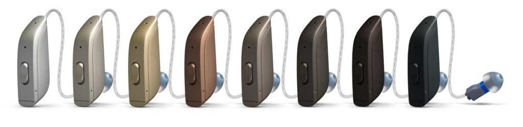 El nuevo audífono Resound One estrena gama de colores