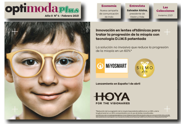 Optimoda Plus febrero 2021 portada