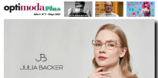 Optimoda Plus mayo 2021 portada