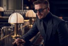 David Beckham eyewear